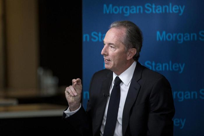 Morgan Stanley CEO Calls for Fed Rate Hikes
