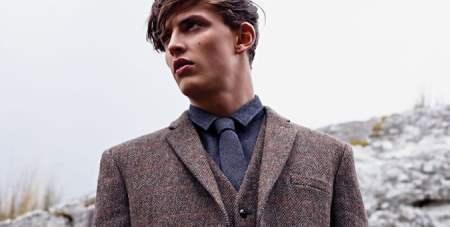 Primark Harris Tweed Menswear Collection