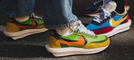 The Hottest Summer Sneakers Of 2021