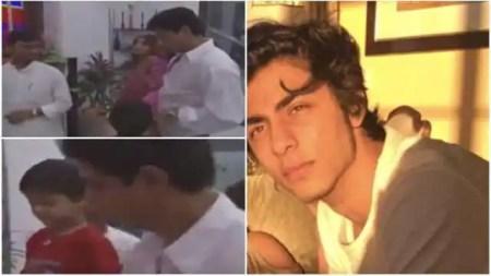 Throwback Diwali video of Aryan Khan With Suhana Khan Shah Rukh Khan Gauri Khan – Entertai ...