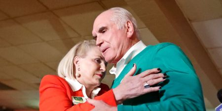 Watchdog says 'substantial reason to believe' that congressman's wife used ins ...