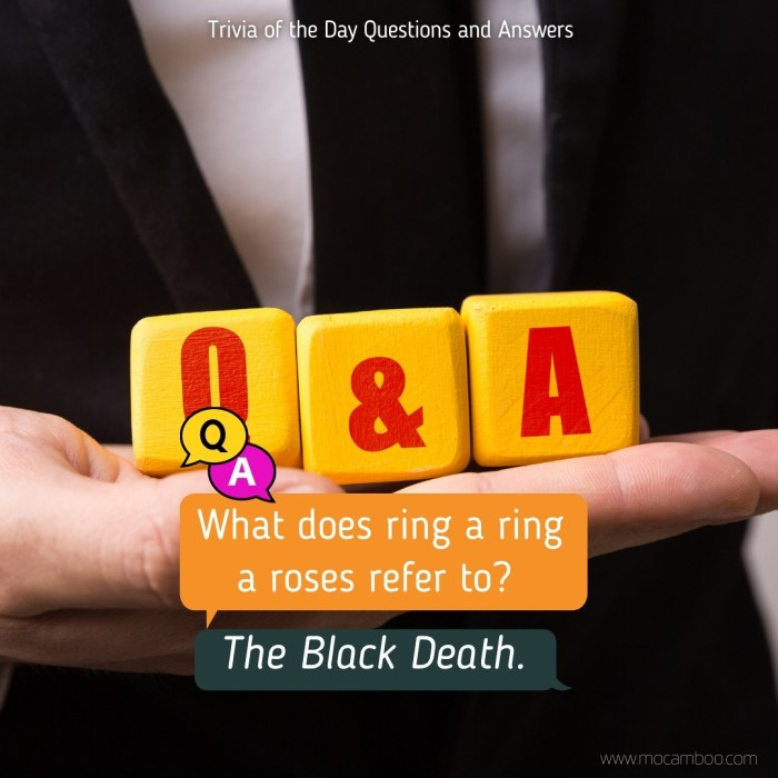 What does ring a ring a roses refer to?