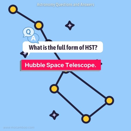 What is the full form of HST?
