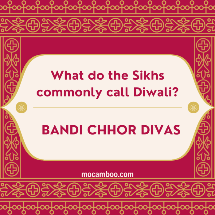 What do the Sikhs commonly call Diwali?