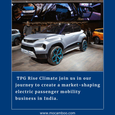 TPG Rise Climate join us in our journey to create a market-shaping electric passenger mobility b ...