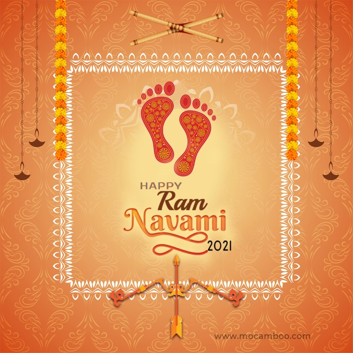 Wishing you and your family a very Happy Ram Navami 2021.