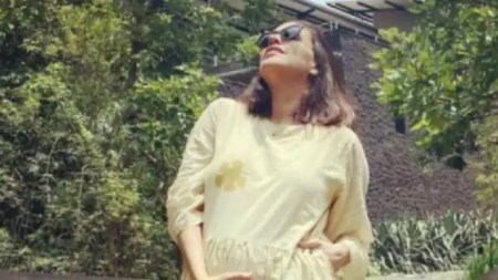 neha dhupia reveals she was shooting amidst of labour pain during second pregnancy – Enter ...