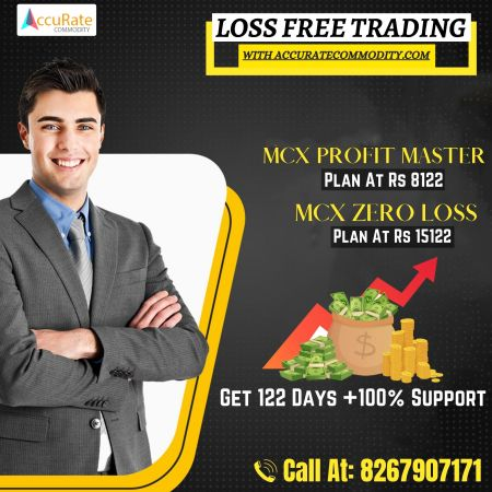 LOSS FREE TRADING WITH ACCURATECOMMODITY.COM ONE DAY FREE TRIAL DIAL NOW: 8267907171