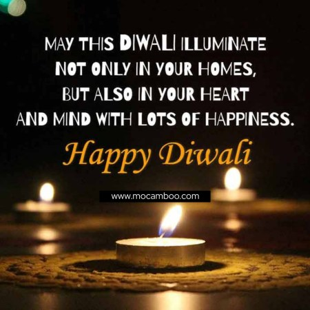 """""""May this Diwali illuminate not only in your homes, but also in your heart and mind with l ..."""