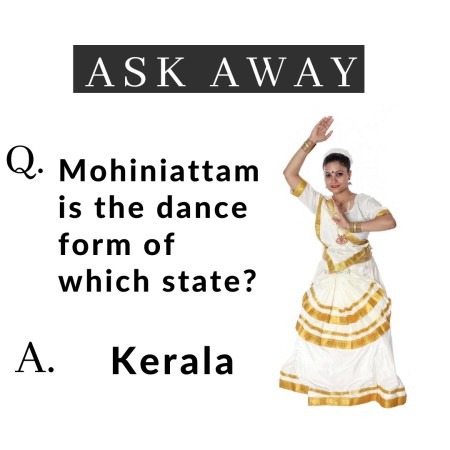 Mohiniattam is the dance form of which state?