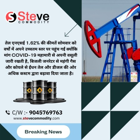 TODAY CRUDE OIL NEWS UPDATE BY:-STEVECOMMODITY.COM #BEST ADVISORY #BEAGOODTRADER #FREEGOLDTIPS # ...