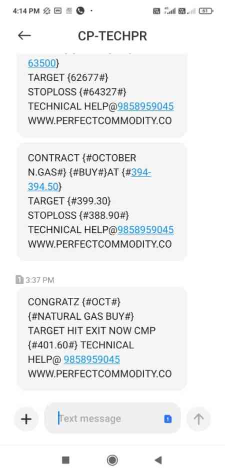 LIVE NATURAL GAS TARGET HIT UPDATED BY PRFECTCOMMODITY.CO CONTACT WITH US 8266945222