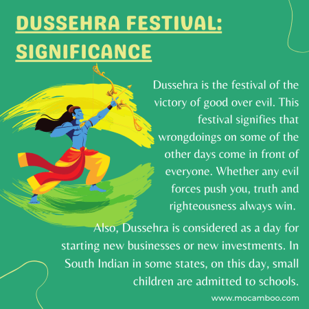 Dussehra Festival: Significance