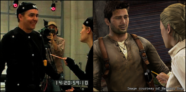 Casting motion capture actors for an independant game