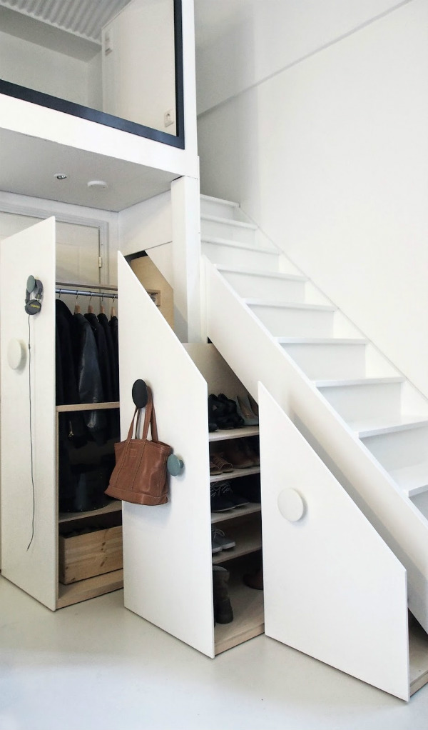 Nine Clever Designs That Integrate Storage With Stairs Mocha Casa Blog