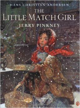 Xmas The Little Match Girl (Picture Puffin Books)