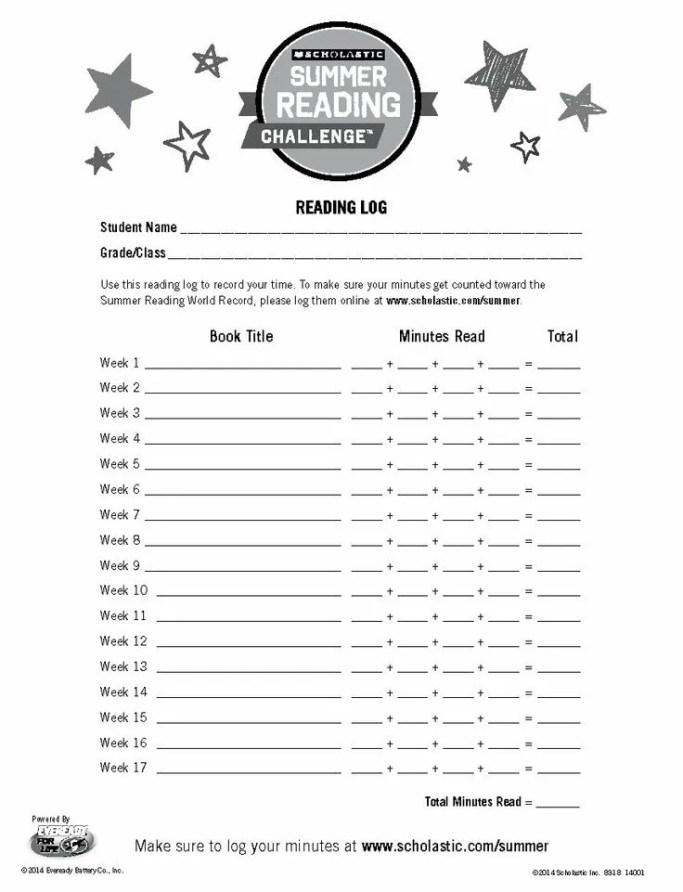 book challenge Kids 3