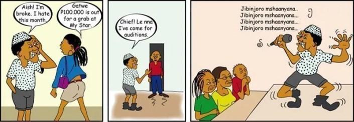 setswana comic3