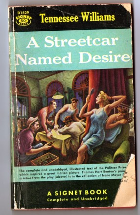 A Streetcar Named Desire, Tennessee Williams, 1947