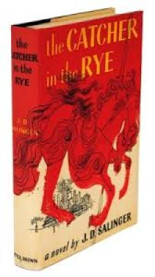 The Catcher in the Rye, J.D. Salinger, 1951