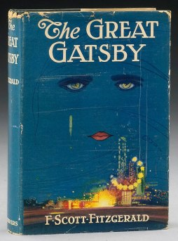 The Great Gatsby, F. Scott Fitzgerald, 1925