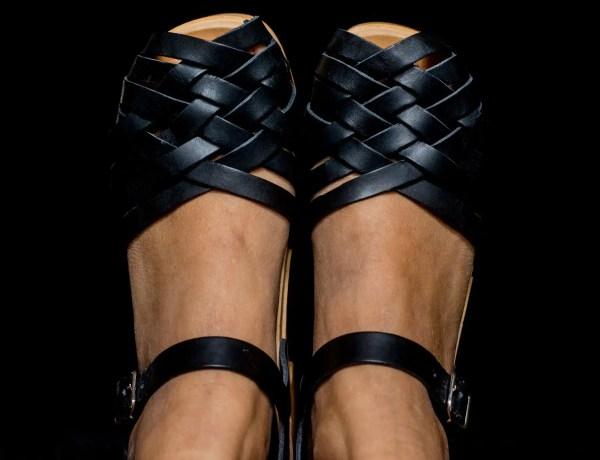 Swedish Hasbeens Marina Shoe