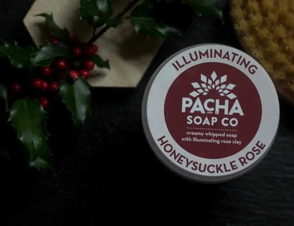 Pacha Whipped Soap and Scrub