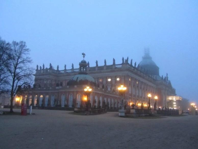 Potsdam - castelos