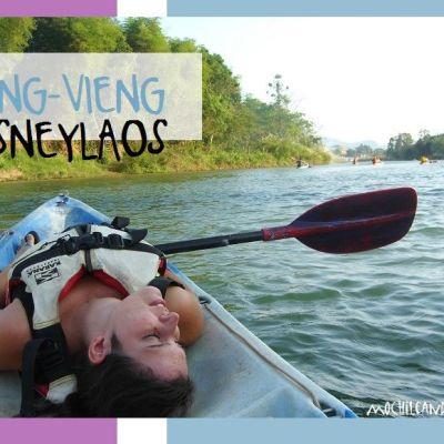 VANG VIENG: BIENVENIDOS A DISNEYLAOS