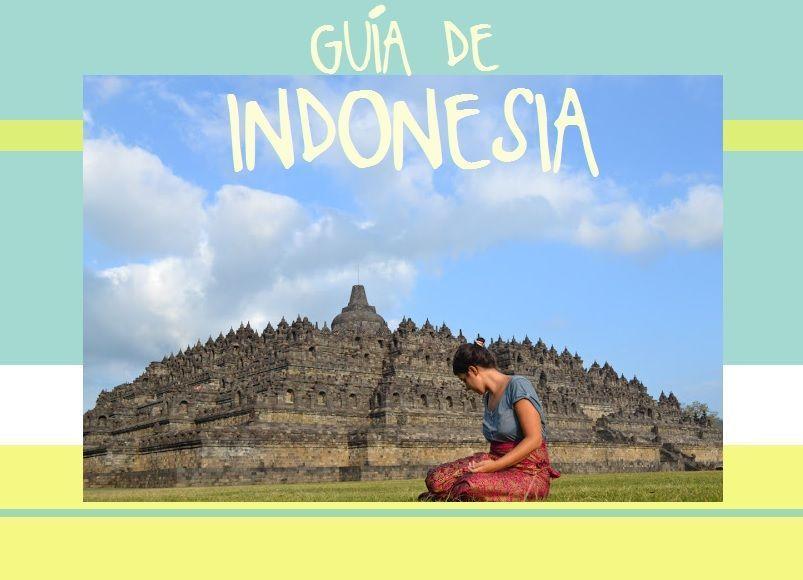 GUIA INDONESIA VIAJE POR LIBRE MOCHILERO