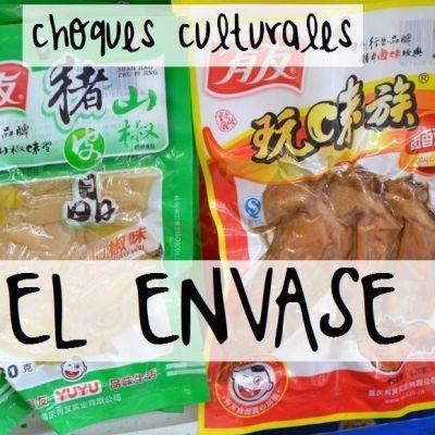DE CHOQUES CULTURALES: EL ENVASE