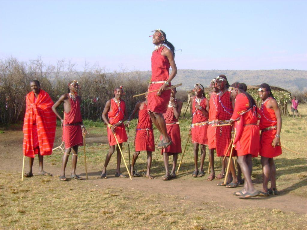 Tribus africanas