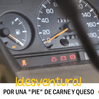"""DESVENTURA: POR UNA """"PIE"""" DE CARNE Y QUESO"""