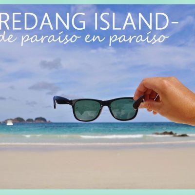 REDANG ISLAND: DE PARAÍSO EN PARAÍSO