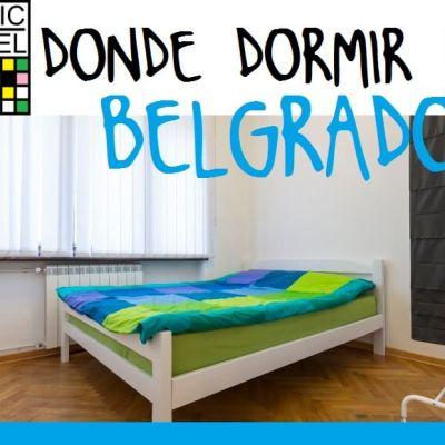 DONDE DORMIR EN BELGRADO