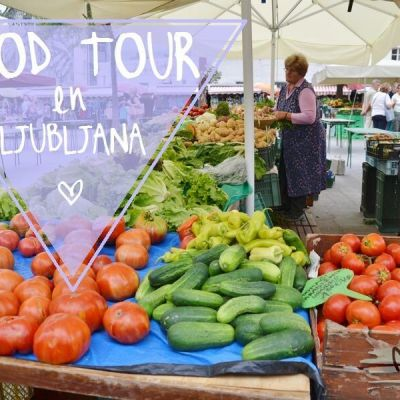 FOOD TOUR EN LJUBLJANA