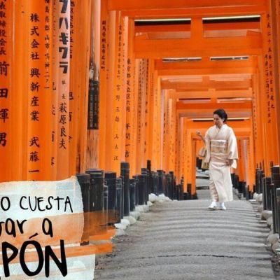 ¿CUÁNTO CUESTA VIAJAR A JAPÓN? PRESUPUESTO PARA UN VIAJE DE 15 DÍAS
