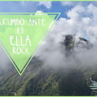 SUCUMBO ANTE EL ELLA ROCK