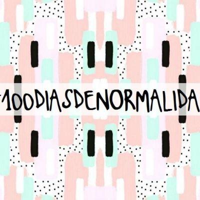 DESAFÍO CREATIVO: #100DÍASDENORMALIDAD