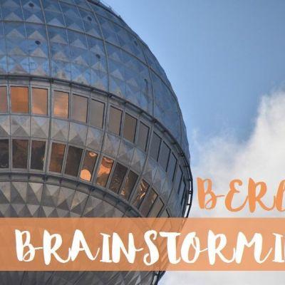 BB. BERLIN-BRAINSTORMING.