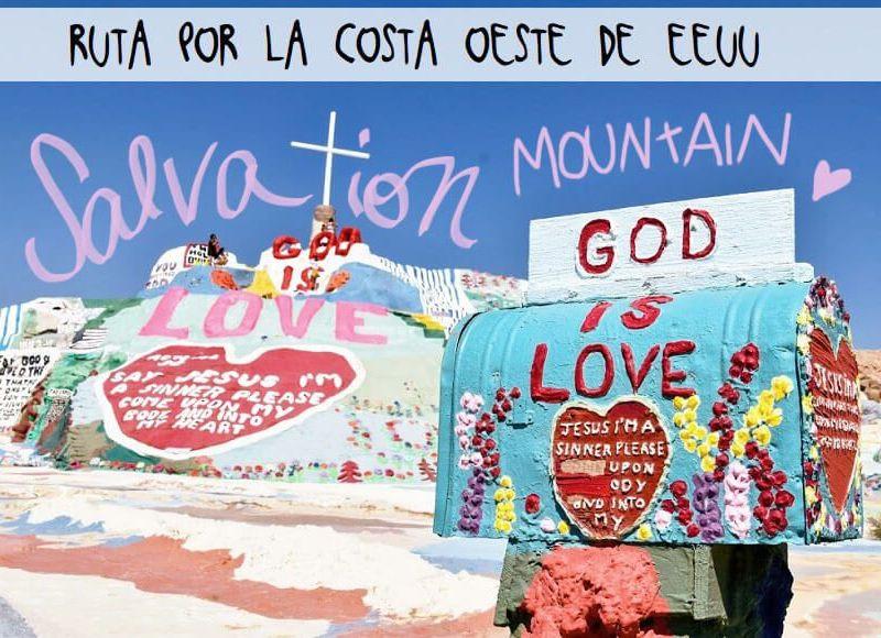 COSTA OESTE DE EE.UU. DÍA 10: PHOENIX – SAN DIEGO (SALVATION MOUNTAIN)