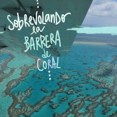 VUELO ESCÉNICO SOBRE LA GRAN BARRERA DE CORAL DE AUSTRALIA