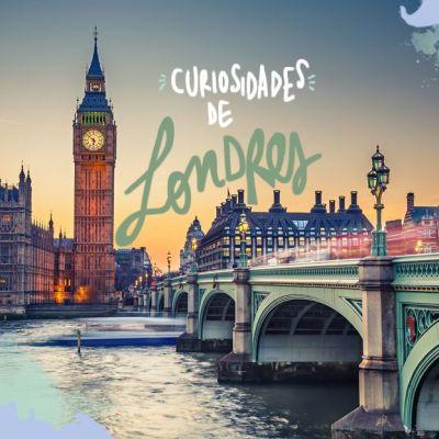 35 CURIOSIDADES DE LONDRES