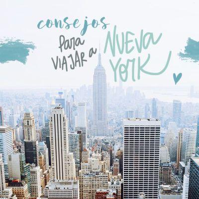 25 CONSEJOS PARA VIAJAR A NUEVA YORK (Y NO CAGARLA)