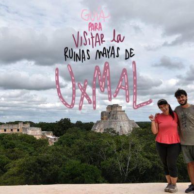GUÍA PARA VISITAR LA ZONA ARQUEOLÓGICA DE UXMAL EN MÉXICO