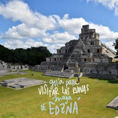 GUÍA PARA VISITAR LA ZONA ARQUEOLÓGICA DE EDZNÁ EN MÉXICO