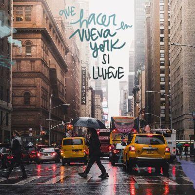 QUE HACER EN NUEVA YORK SI LLUEVE (O HACE UN FRÍO DEL CARAJO)