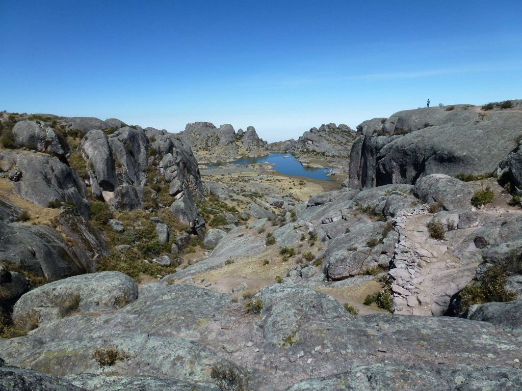 Marcahuasi - Foto do geólogo Luis Ayala do Blog Explorock