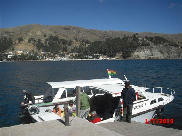Lago Titicaca - Bolívia
