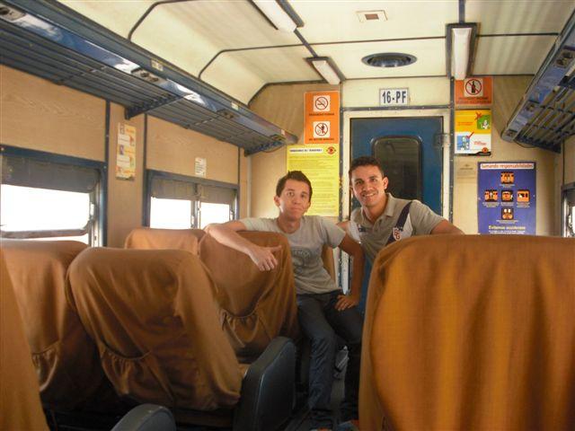 Bolívia Trem da Morte - Pullman